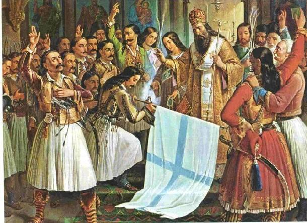 Ευαγγελισμός Θεοτόκου – 25η Μαρτίου