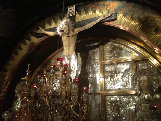 Ιερό Προσκύνημα στους Αγίους Τόπους
