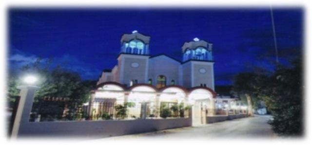 Ιερός Ναός Κοιμήσεως Θεοτόκου Οβρυάς