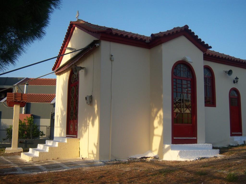 Ιερά Πανήγυρις Παρεκκλησίου Αγ. Κωνσταντίνου & Ελένης