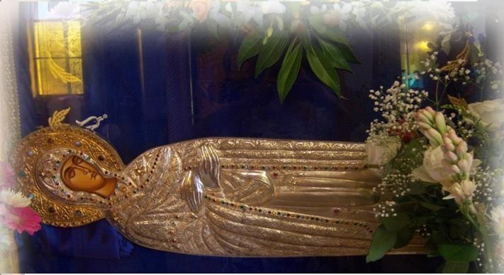 Απόδοσις Κοιμήσεως Θεοτόκου Οβρυάς