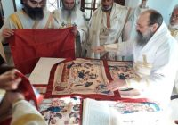 Εγκαίνια του Ιερού Ναού Προφήτου Ηλιού στο Μιχόι Αχαΐας